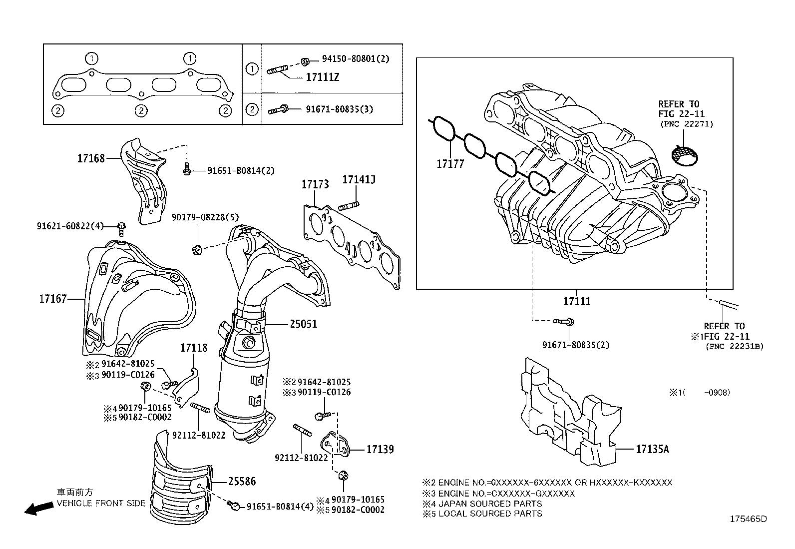 Scion Xb Engine Intake Manifold  Engine Component That Directs Air To The Engine