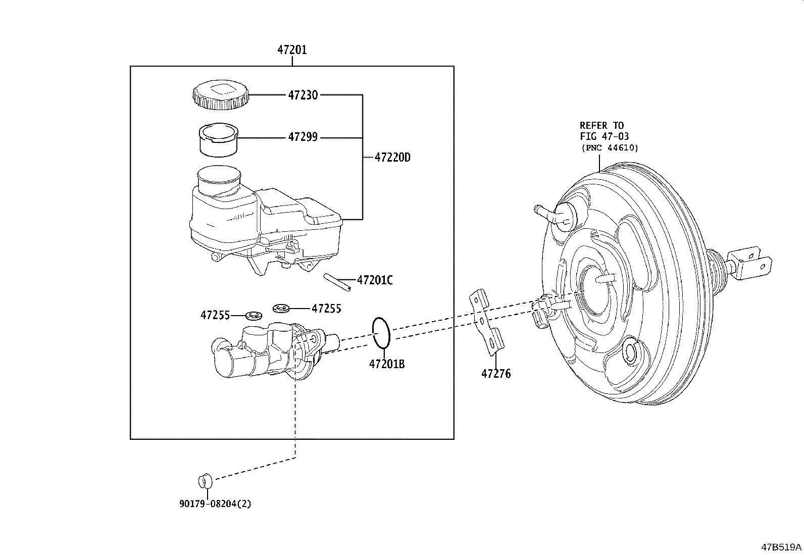Toyota Tacoma Exhaust Systems 1995 Toyota Corolla Exhaust Diagram