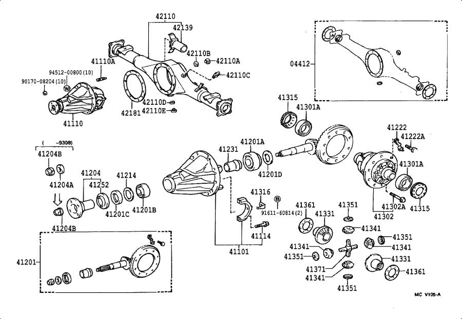 Wrangler 4wd Actuator On Dodge Ram 4 Wheel Drive Front End Diagram