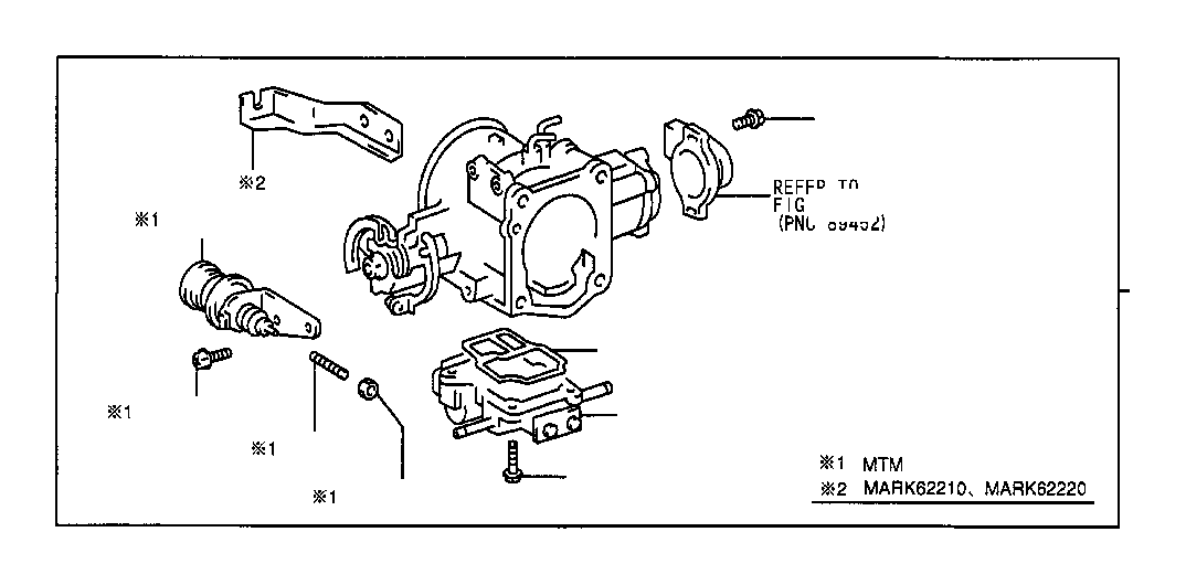 1997 Toyota 4runner Fuel Injector Diagram Moreover 2001 Jeep Cherokee
