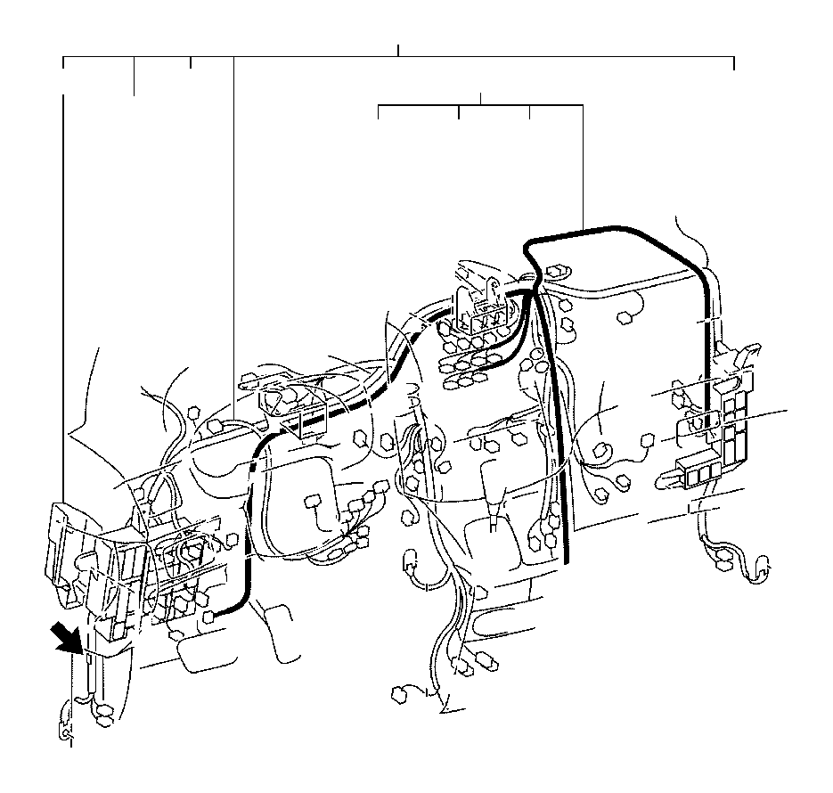toyota rav4 connector  wiring harness