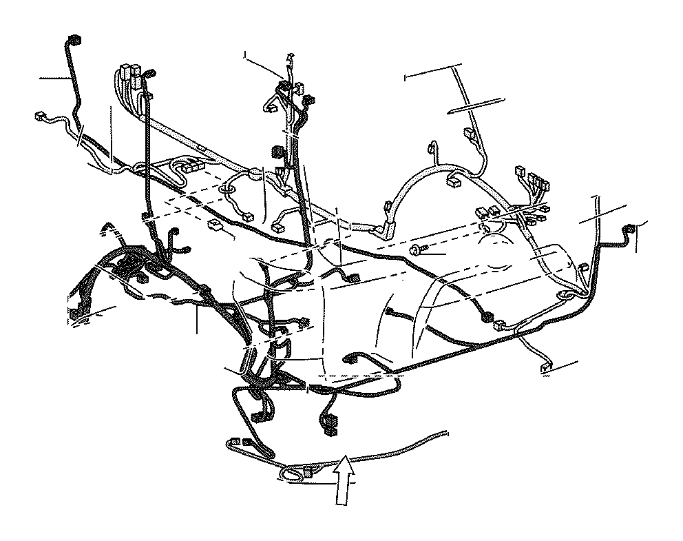 toyota 4runner wire  frame  wiring  electrical