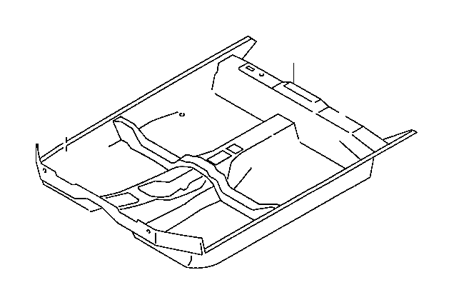toyota corolla carpet assembly  front floor  front  dark